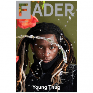 """Young Thug / The FADER Issue 118 Cover 20"""" x 30"""" Poster"""