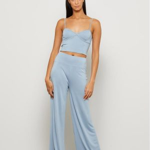 CORA CROPPED TOP