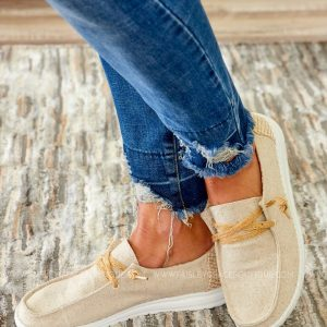 Dolly Slip-On Sneaker By Gypsy Jazz - Natural