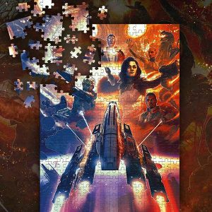 MASS EFFECT: OUTCASTS PUZZLE