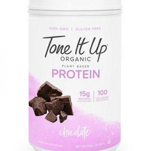 Chocolate Tone It Up Organic Protein - 28 Servings