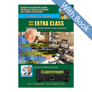 Extra Class Software Package w/ Book