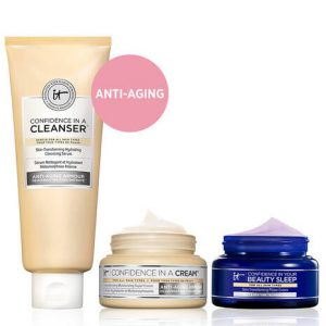 Confidence in Your 7-Day Transforming IT Skincare Routine