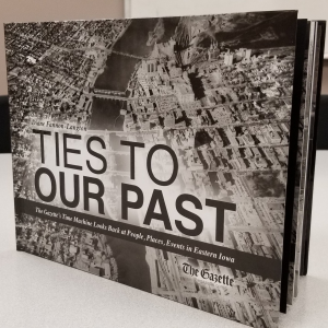Ties To Our Past Hardcover Book