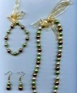 3 Piece Ensemble Jewelry Set (special order - sold out)