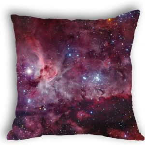 Anlye Rose red Space Pillowcase Cushions Amazing Body Pillow 18X18