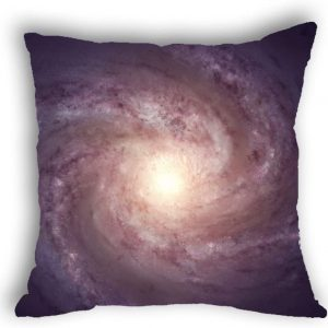 Anlye Galaxy Pillowcase Swirl Space Pillow Covers for Reading Pillow Luxury and Cheap Cushion Covers