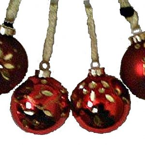 Gems & Glitter Ornaments (special order - sold out)