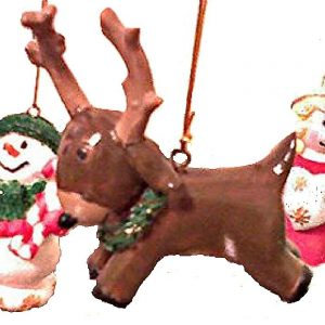 Jingle Bell Buddies Ornaments (special order - sold out)