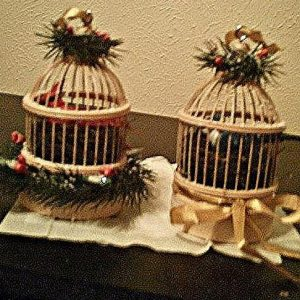 Winter Birds Ornaments (special order - sold out)