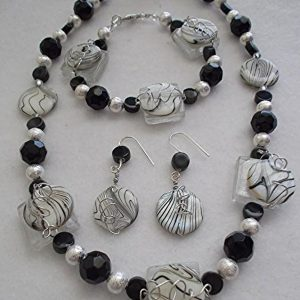 Zebra Chic Jewelry Set (special order - sold out)