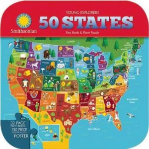 50 States (Young Explorers)