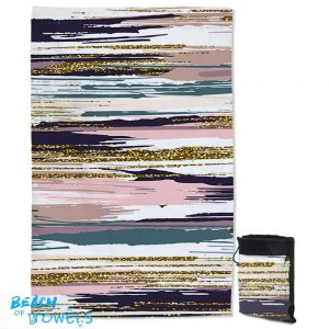 Gorgeous Mess Quick Dry Beach Towel