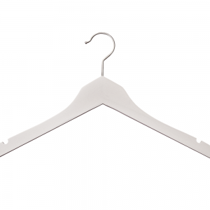 Shirt Hanger With Notches