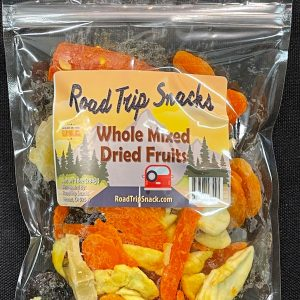10oz Whole Mixed Dried Fruits Snack