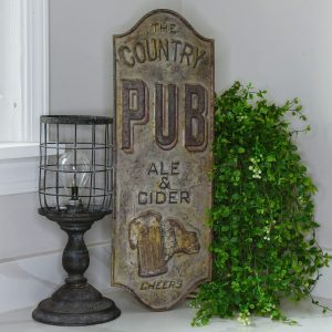 """24"""" Country Pub Sign"""