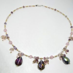 Rendezvous Necklace (from kit)