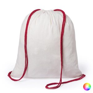 Backpack with Strings Bicoloured 146119
